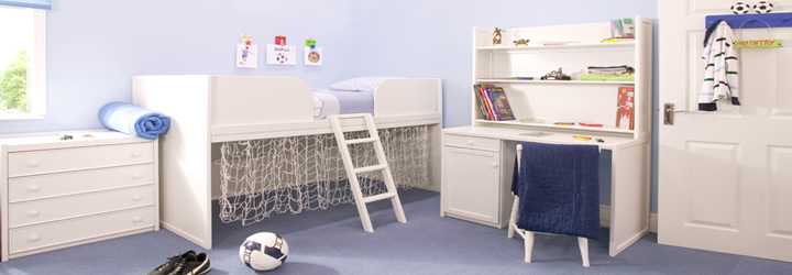 Football & Sports Bedrooms