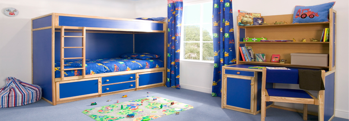 Transport & Construction Bedrooms