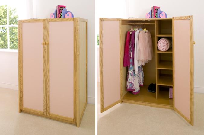 Children 39 s wardrobe cbc for Childrens wardrobes uk