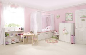 The Ideal Decor for Girls Bedrooms