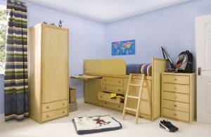 Childrens Bedrooms Designed for Learning