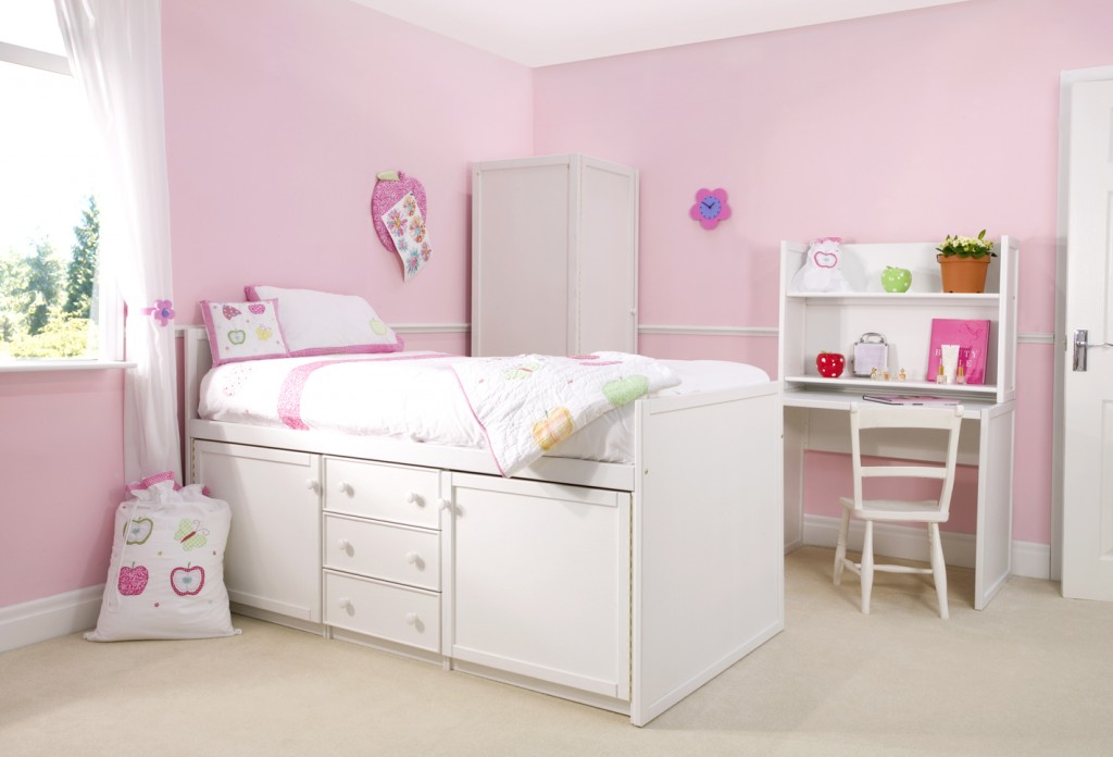 Storage Solutions for Childrens Bedrooms