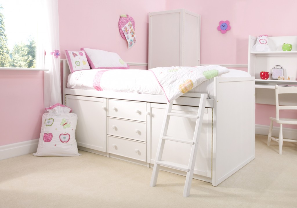 Childrens Bed Centres Win a Kids Cabin Bed Winner Announced
