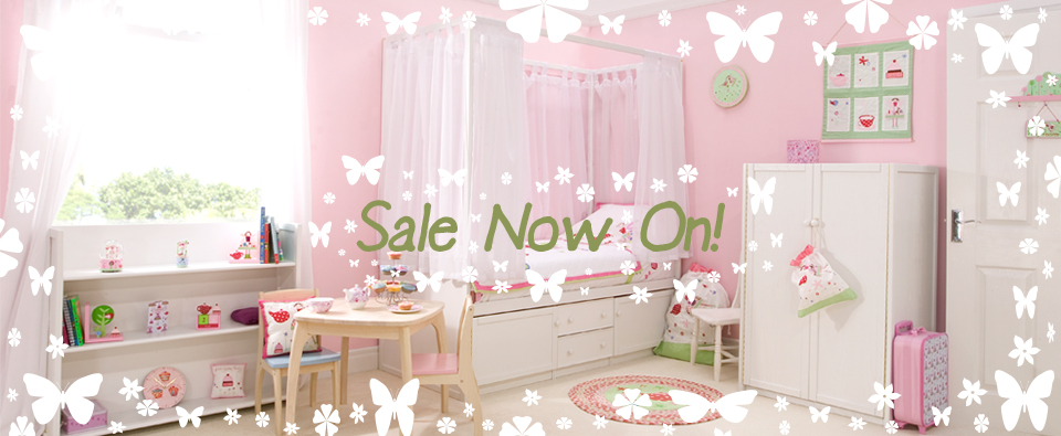 Childrens Beds and Kids Furniture Sale Now On