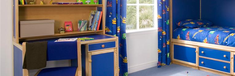 Desks, Shelves and Bookcases
