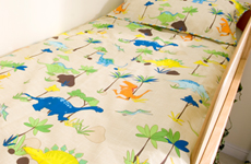 Animal & Dinosaur Bedrooms