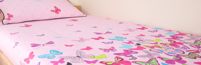 Single Duvet Covers For Girls