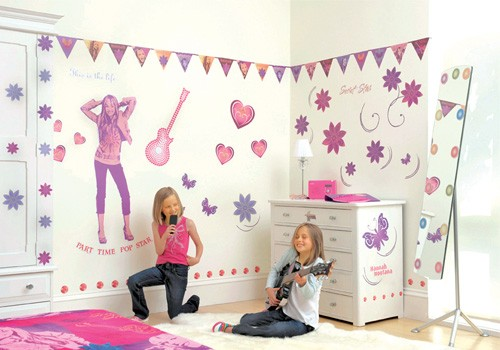 Hannah Montana Room Make-Over Kit