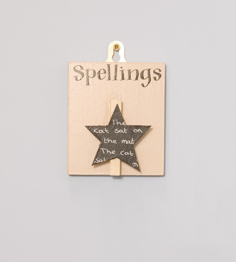 Spellings Peg