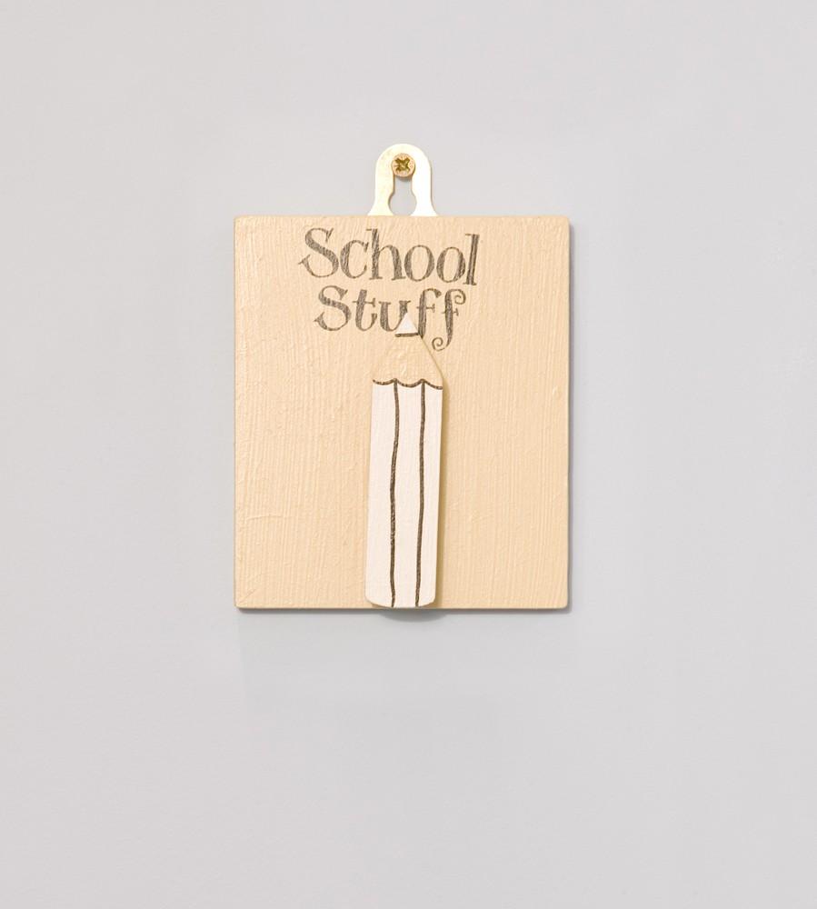 School Stuff Peg