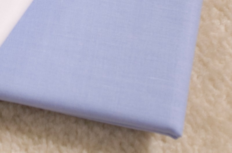 Blue Fitted Sheets