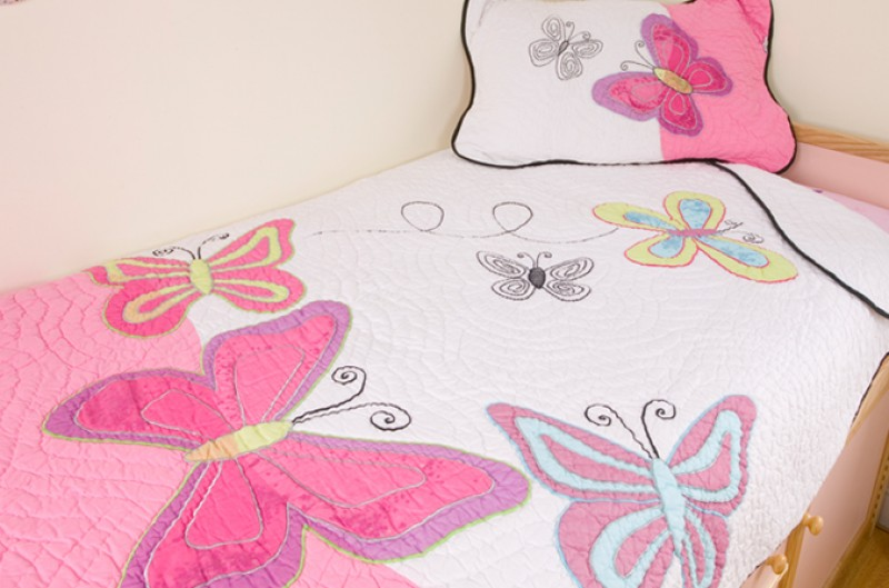 Butterfly Quilt - Single