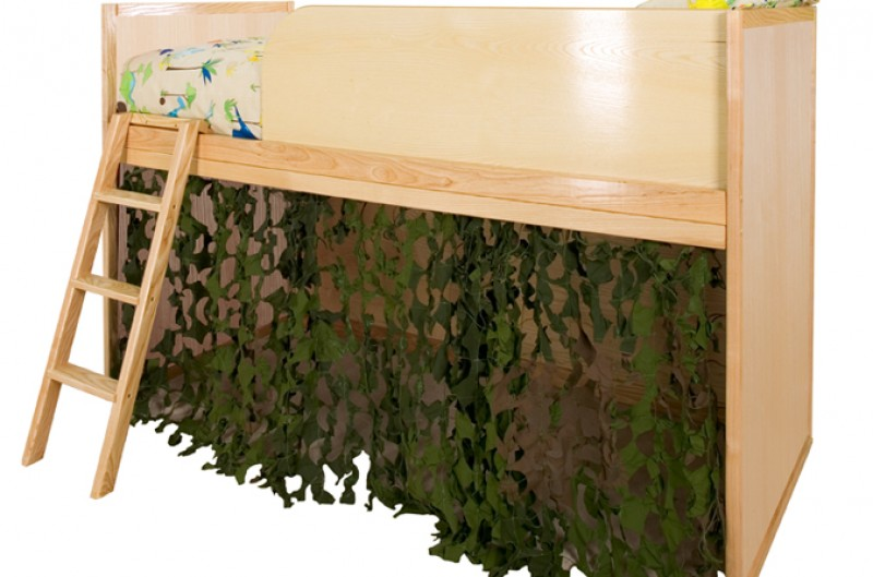 Camouflage Tent Bed Netting