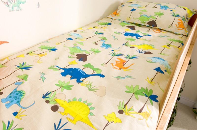Dinosaur Bed Linen