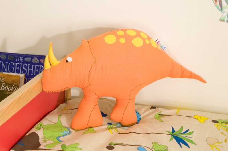 Dinosaur Cushion