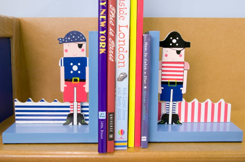 Pirates Bookends
