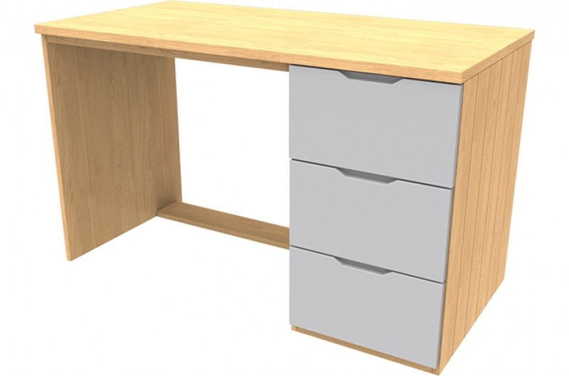 Savannah Grey Desk