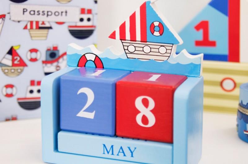 Ships Calendar