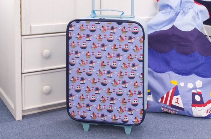 Ships Suitcase