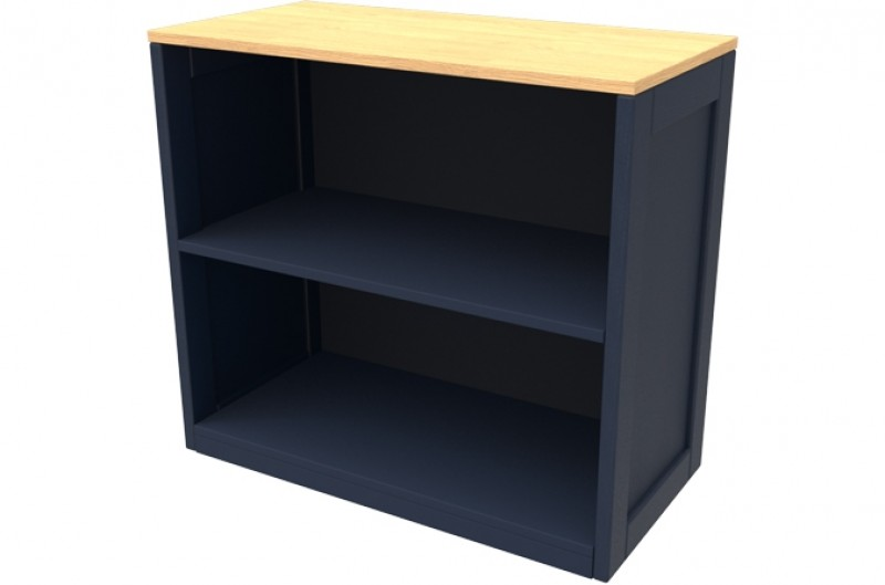 Sierra Navy Bookcase