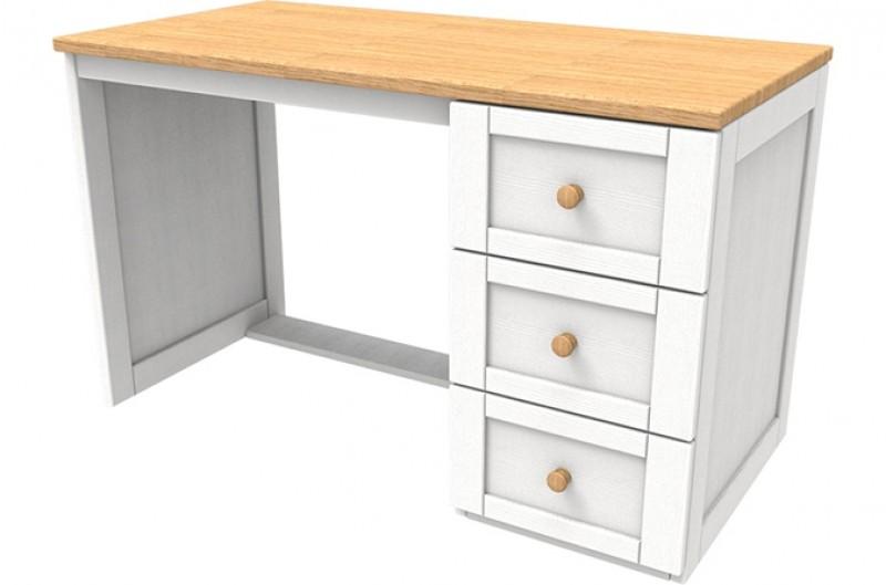 Sierra White Desk