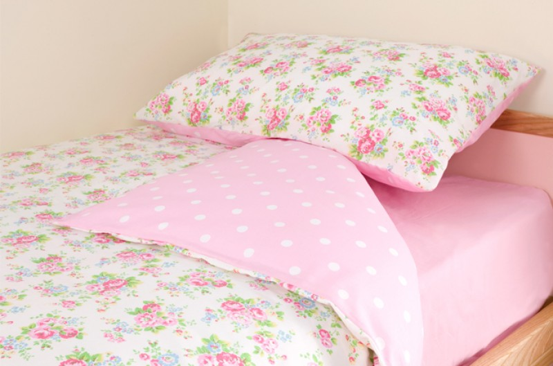 Spray Flowers Bedding