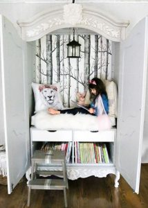 Upcycled Kids Furniture