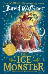 The Ice Monster Book Cover